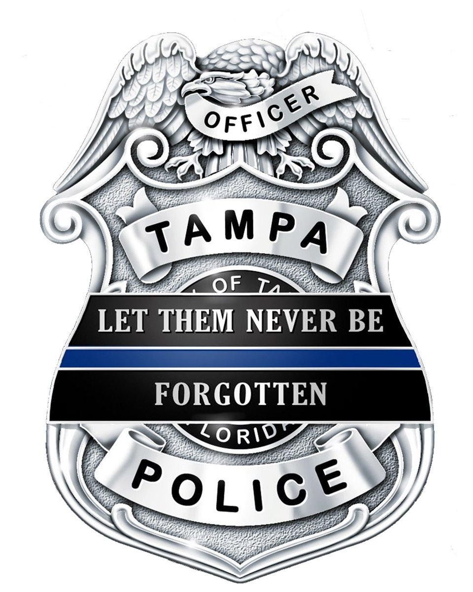 Tampa-PD-Honor-Badge